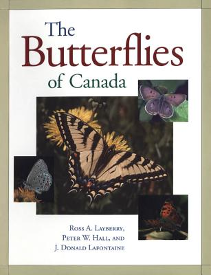 Image for The Butterflies of Canada