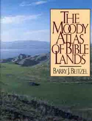 Image for Moody Atlas of Bible Lands