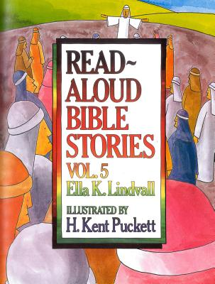 Image for Read Aloud Bible Stories Vol. 5
