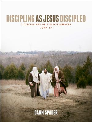 Image for Discipling As Jesus Discipled: 7 Disciplines of a Disciplemaker (Like Jesus Series)