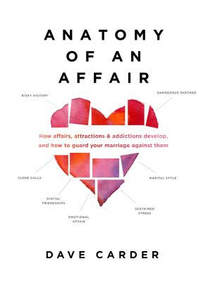 Image for Anatomy of an Affair: How Affairs, Attractions, and Addictions Develop, and How to Guard Your  Marriage Against Them