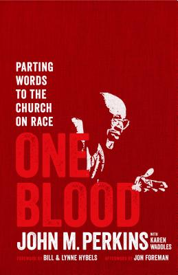 Image for One Blood: Parting Words to the Church on Race