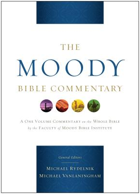 Image for The Moody Bible Commentary
