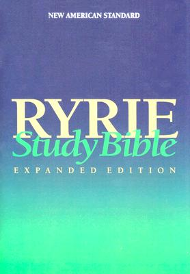 Image for Ryrie Study Bible, Expanded Edition [New American Standard Bible, 1995 Update]