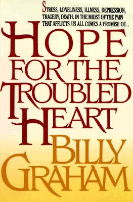 Image for Hope for the Troubled Heart/Large Gift Edition (Walker Large Print Books)