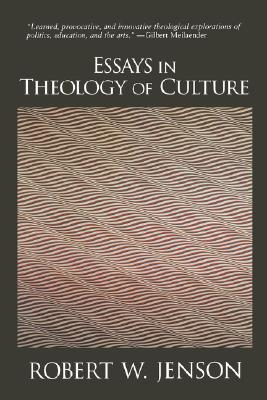 Image for Essays in Theology of Culture
