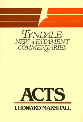 Image for Acts (Tyndale New Testament Commentaries Volume 5)