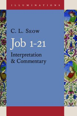 Image for Job 1 - 21: Interpretation and Commentary (Illuminations (Eerdmans))