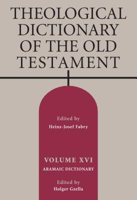 Image for Theological Dictionary of the Old Testament, Volume XVI