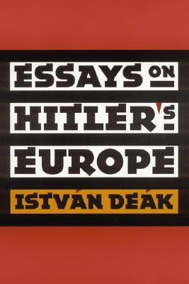 Image for ESSAYS ON HITLER'S EUROPE