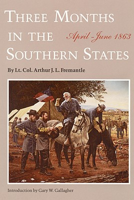 Image for Three Months in the Southern States: April-June 1863