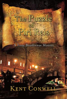 Image for The Puzzle of Peri Reis (A Tony Boudreau Mystery)