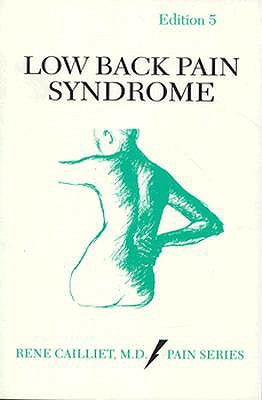 Image for LOW BACK PAIN SYNDROME EDITION 5
