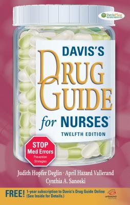 Image for Davis's Drug Guide for Nurses