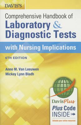 Image for Davis's Comprehensive Handbook of Laboratory and Diagnostic Tests With Nursing Implications (Davis's Comprehensive Handbook of Laboratory & Diagnostic Tests With Nursing Implications)