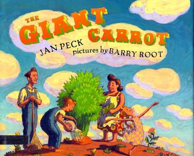 Image for The Giant Carrot