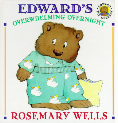 Image for Edward's Overwhelming Overnight
