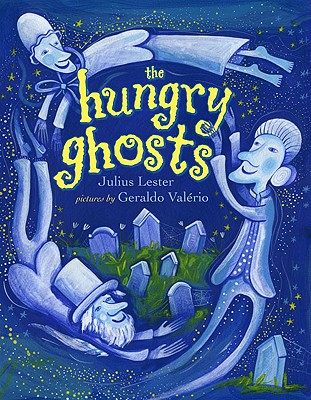 Image for The Hungry Ghosts