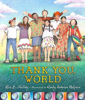 Image for Thank You, World