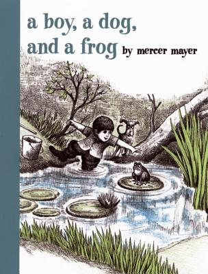 Image for A Boy, a Dog, and a Frog