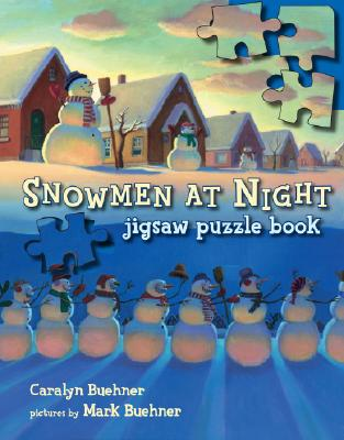 Image for Snowmen at Night (Jigsaw Puzzle Book)