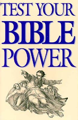 Image for Test Your Bible Power