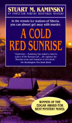 Image for A Cold Red Sunrise