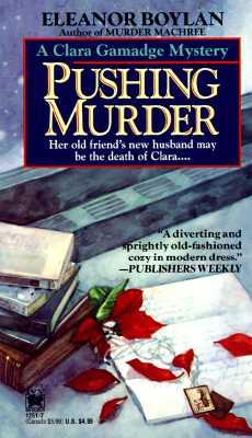 Pushing Murder, Boylan, Eleanor