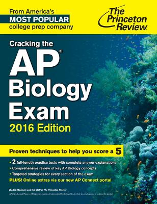 Image for Cracking the AP Biology Exam, 2016 Edition (College Test Preparation)