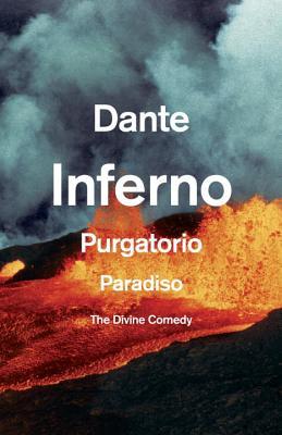 Image for The Divine Comedy: Dante Inferno Purgatorio Paradiso (Vintage Classics)