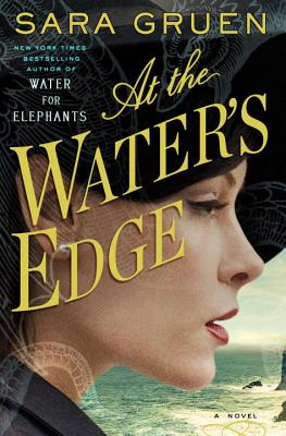 Image for At the Water's Edge: A Novel (Random House Large Print)