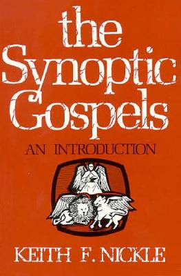 Image for The Synoptic Gospels: Conflict and Consensus