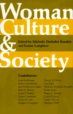 """Image for """"Woman, Culture, and Society"""""""