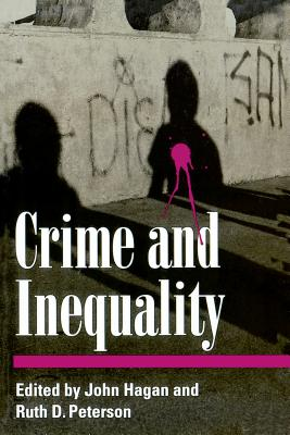 Image for Crime and Inequality