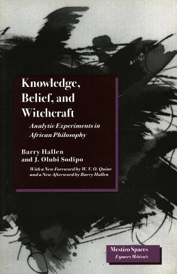 Image for Knowledge, Belief, and Witchcraft: Analytic Experiments in African Philosophy (Mestizo Spaces / Espaces M�tiss�s)