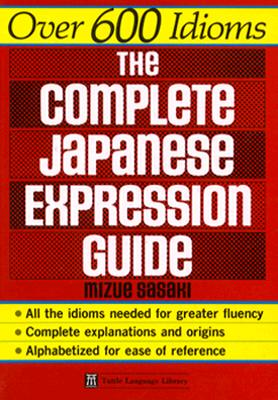 Image for Complete Japanese Expression Guide, The