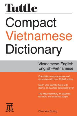 Image for Tuttle Compact Vietnamese Dictionary: Vietnamese-English English-Vietnamese