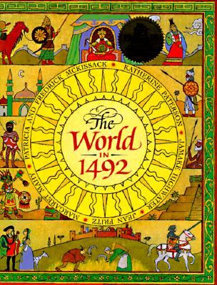 The World in 1492, JEAN FRITZ, KATHERINE PATERSON