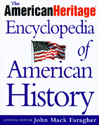 Image for The American Heritage Encyclopedia of American History