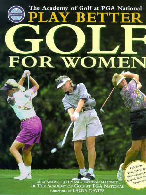 Image for PLAY BETTER GOLF FOR WOMEN