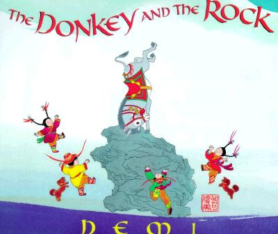 Image for The Donkey and the Rock