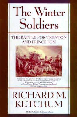 Image for The Winter Soldiers: The Battles for Trenton and Princeton