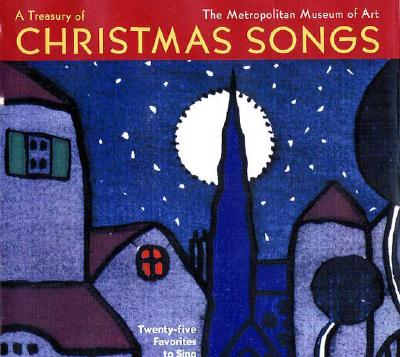 Image for A Treasury of Christmas Songs: Twenty-five Favorites to Sing and Play