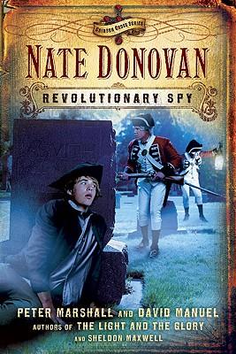 Image for Nate Donovan: Revolutionary Spy (Crimson Cross)