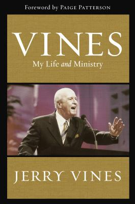 Image for Vines: My Life and Ministry