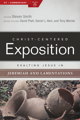 Image for Exalting Jesus in Jeremiah, Lamentations