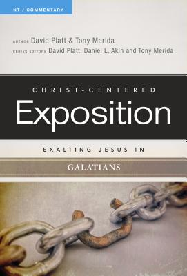 Image for Exalting Jesus in Galatians (Christ-Centered Exposition Commentary)