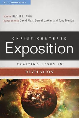 Image for Exalting Jesus in Revelation (Christ-Centered Exposition Commentary)