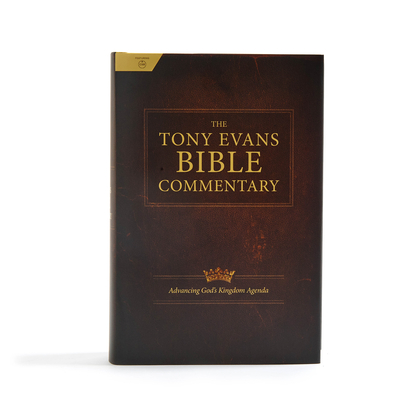 Image for The Tony Evans Bible Commentary