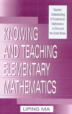 Image for Knowing and Teaching Elementary Mathematics